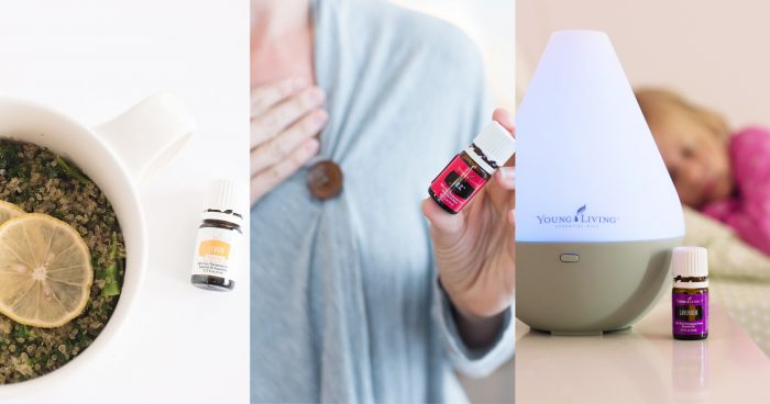 Essential Oils for Home, Health & Happiness